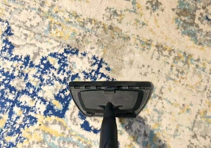 how to clean stains on carpet without chemicals