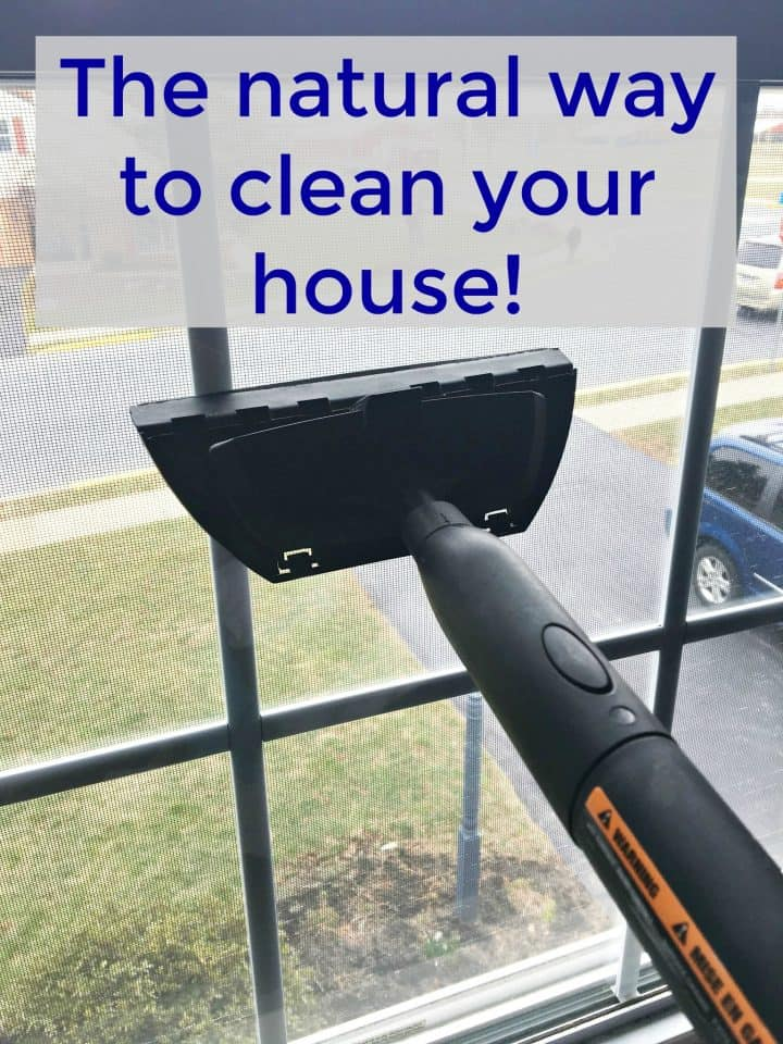 how to clean your house toxic free