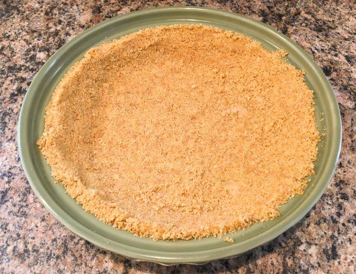 how to make a homemade graham cracker pie crust