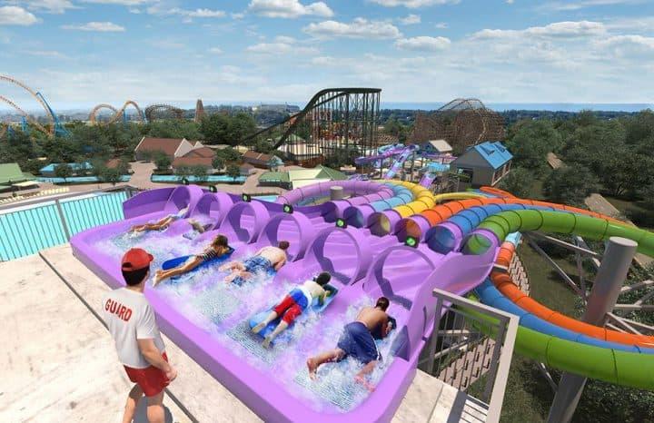Hersheypark new water rides 2018
