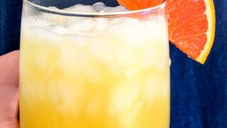 Orange Crush Cocktail Drink Recipe