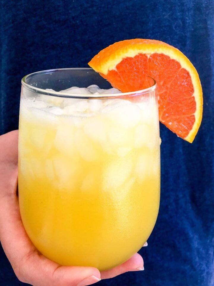 Orange Crush Cocktail Drink Recipe