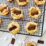 S'mores muffins recipe