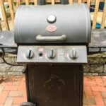 How to clean a grill with a steam machine-3