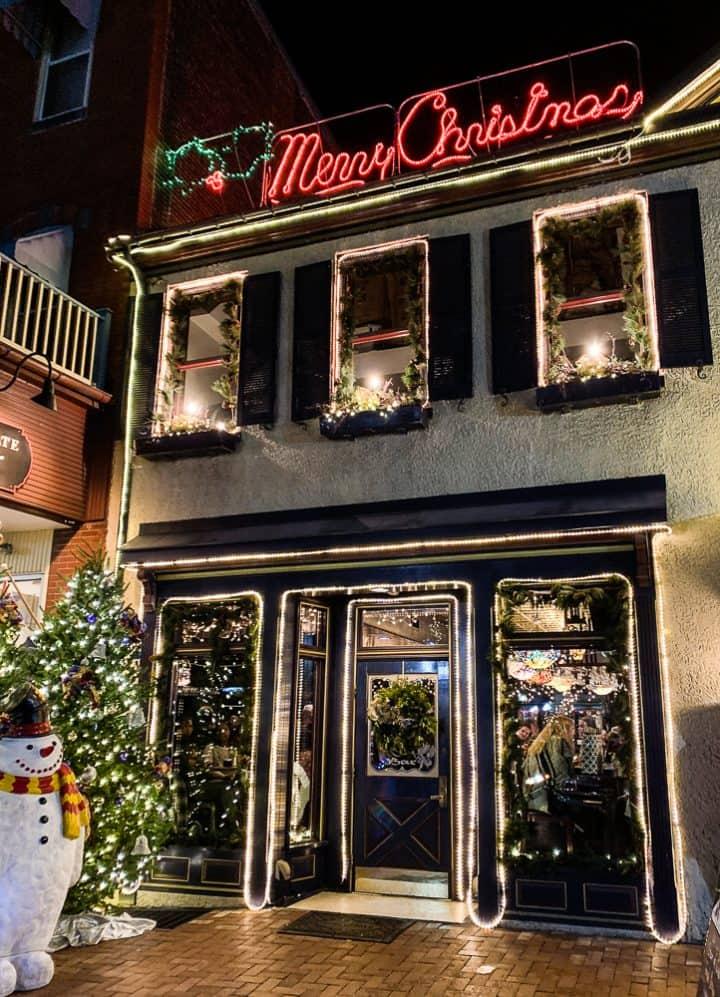 Gettysburg Pub in Lincoln Square